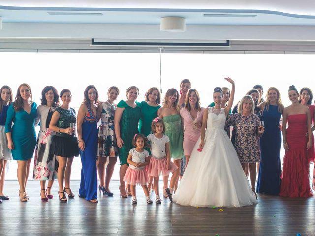 La boda de Marcos y Raquel en Santiago De La Ribera, Murcia 84