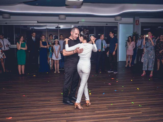 La boda de Marcos y Raquel en Santiago De La Ribera, Murcia 85