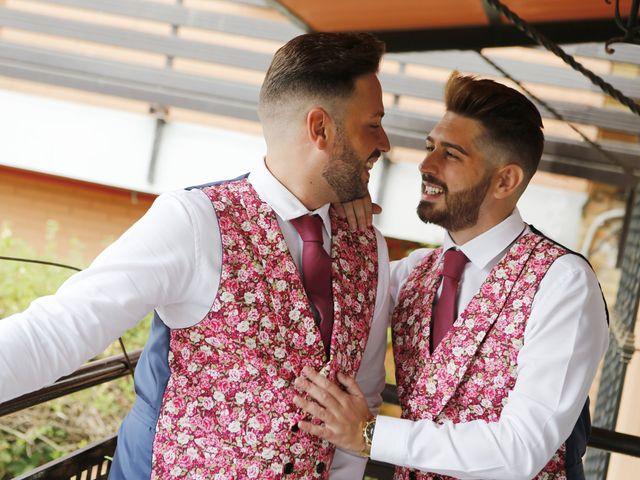 La boda de Antonio y Ynoel en Sevilla, Sevilla 9