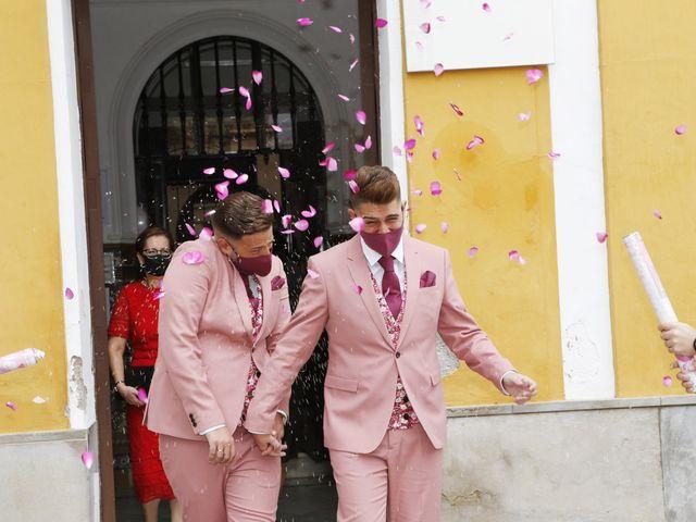 La boda de Antonio y Ynoel en Sevilla, Sevilla 13