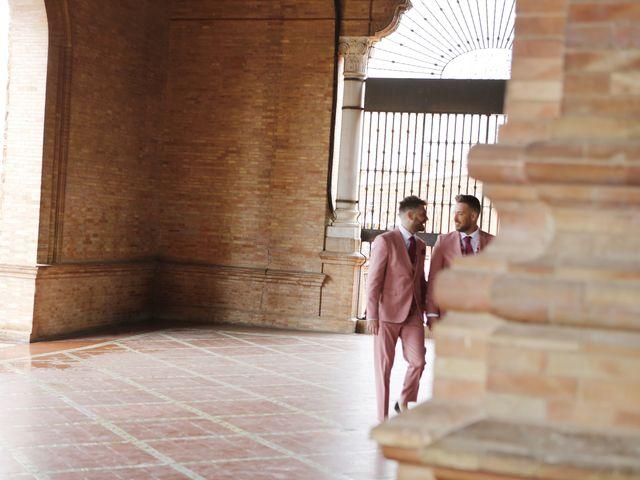La boda de Antonio y Ynoel en Sevilla, Sevilla 21