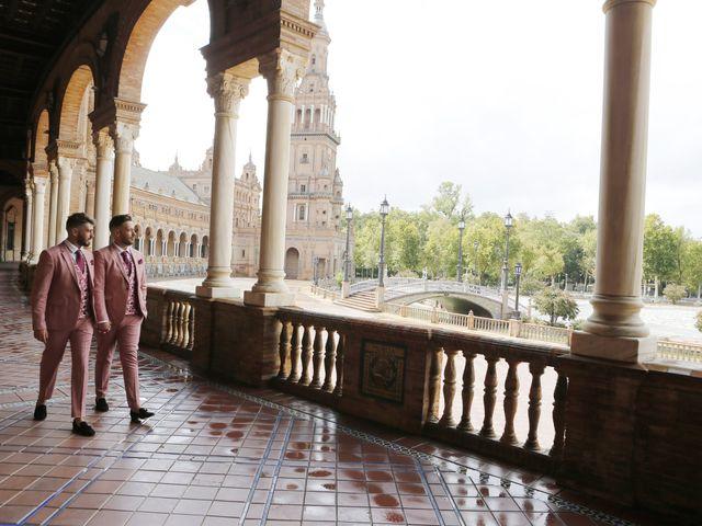 La boda de Antonio y Ynoel en Sevilla, Sevilla 25