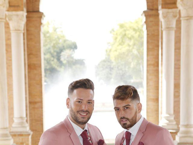 La boda de Antonio y Ynoel en Sevilla, Sevilla 26