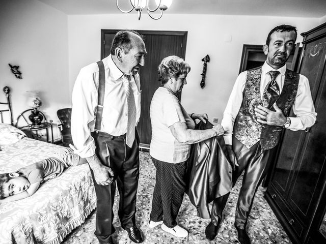 La boda de Jose Manuel y Rocio en Pedrola, Zaragoza 6