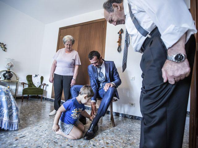 La boda de Jose Manuel y Rocio en Pedrola, Zaragoza 7
