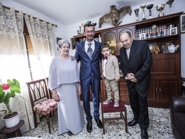 La boda de Jose Manuel y Rocio en Pedrola, Zaragoza 15