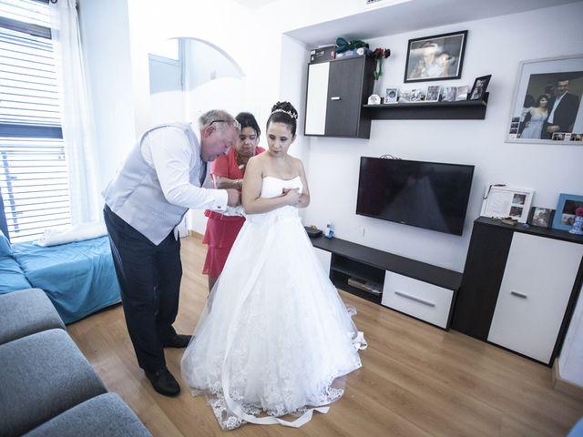 La boda de Jose Manuel y Rocio en Pedrola, Zaragoza 16