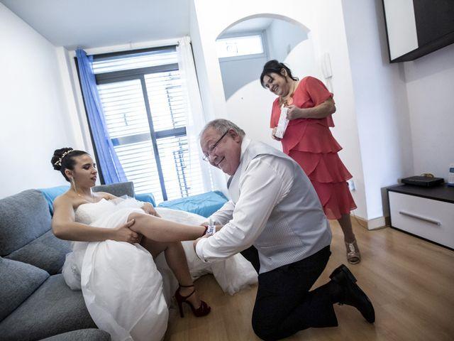 La boda de Jose Manuel y Rocio en Pedrola, Zaragoza 22