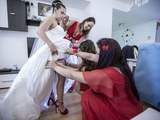 La boda de Jose Manuel y Rocio en Pedrola, Zaragoza 23