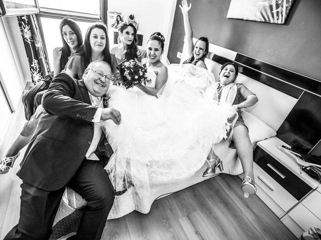 La boda de Jose Manuel y Rocio en Pedrola, Zaragoza 27