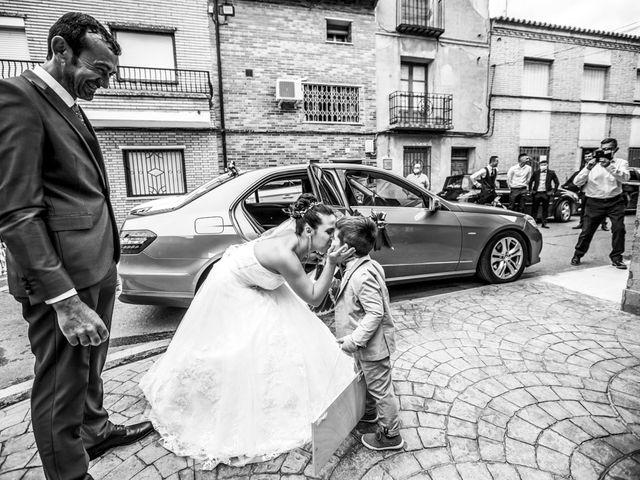 La boda de Jose Manuel y Rocio en Pedrola, Zaragoza 30