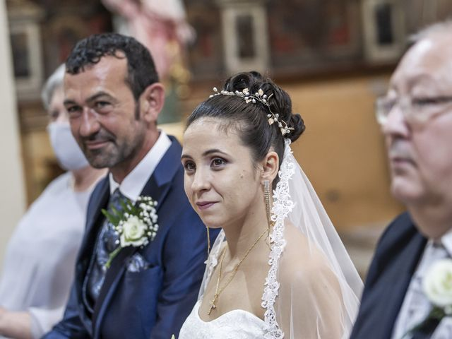 La boda de Jose Manuel y Rocio en Pedrola, Zaragoza 33