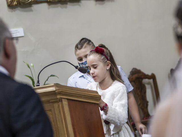 La boda de Jose Manuel y Rocio en Pedrola, Zaragoza 36