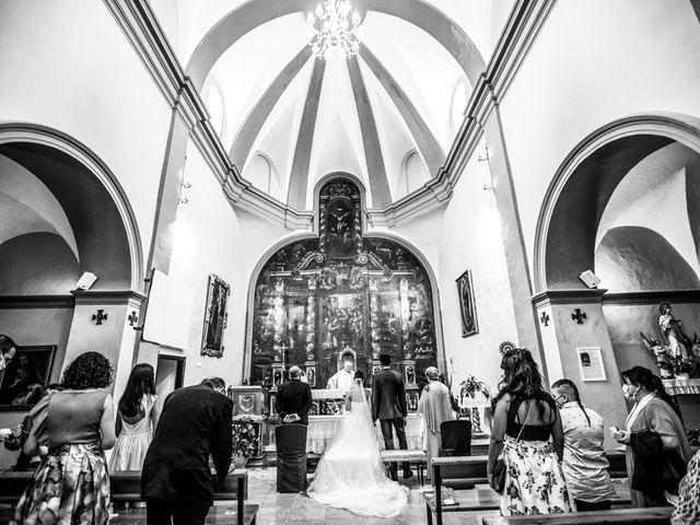 La boda de Jose Manuel y Rocio en Pedrola, Zaragoza 37