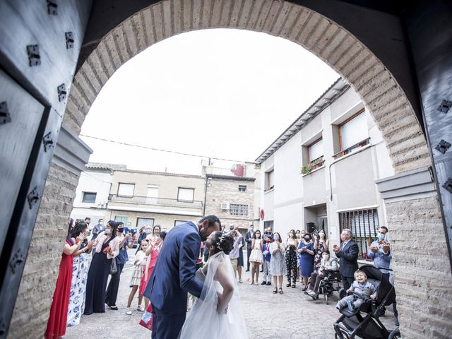 La boda de Jose Manuel y Rocio en Pedrola, Zaragoza 40