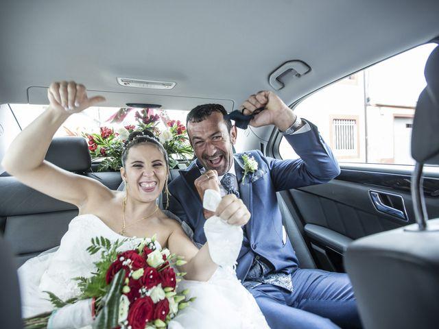 La boda de Jose Manuel y Rocio en Pedrola, Zaragoza 43