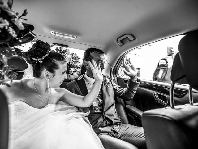 La boda de Jose Manuel y Rocio en Pedrola, Zaragoza 44