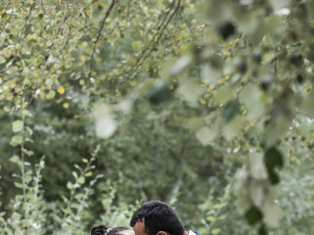 La boda de Jose Manuel y Rocio en Pedrola, Zaragoza 46