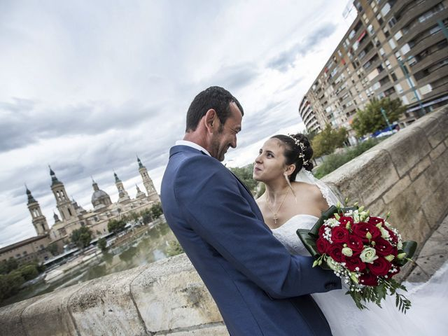 La boda de Jose Manuel y Rocio en Pedrola, Zaragoza 50