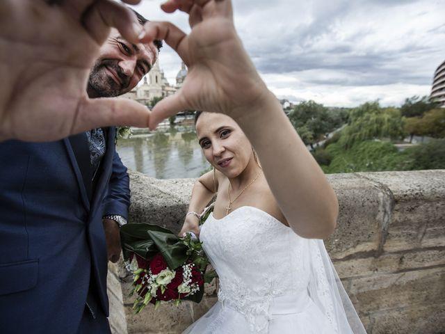 La boda de Jose Manuel y Rocio en Pedrola, Zaragoza 51