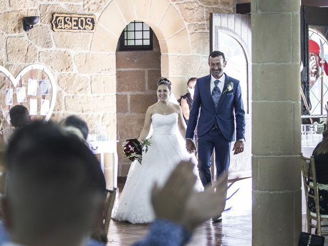 La boda de Jose Manuel y Rocio en Pedrola, Zaragoza 52