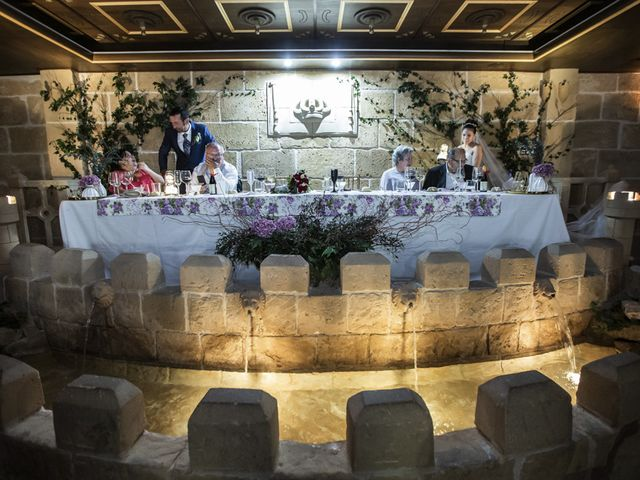 La boda de Jose Manuel y Rocio en Pedrola, Zaragoza 56
