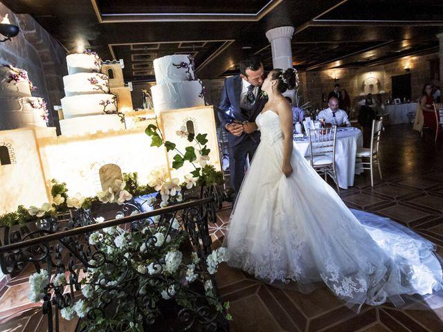 La boda de Jose Manuel y Rocio en Pedrola, Zaragoza 62