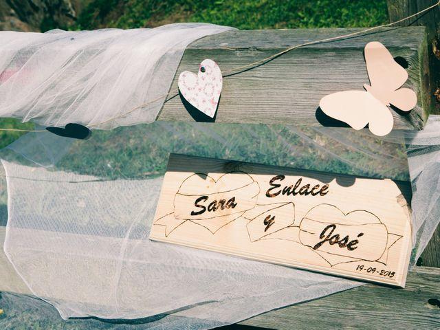 La boda de Jose y Sara en La Caridad (El Franco), Asturias 8