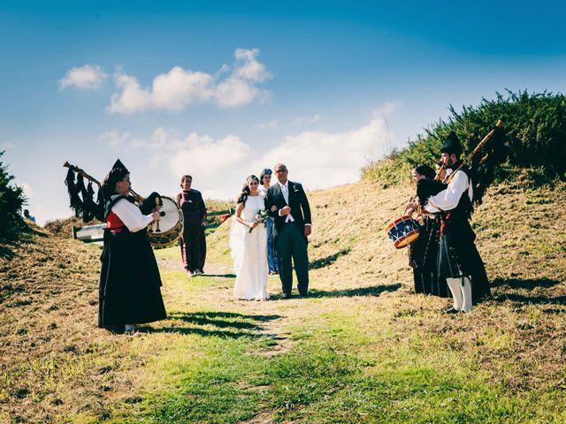 La boda de Jose y Sara en La Caridad (El Franco), Asturias 10