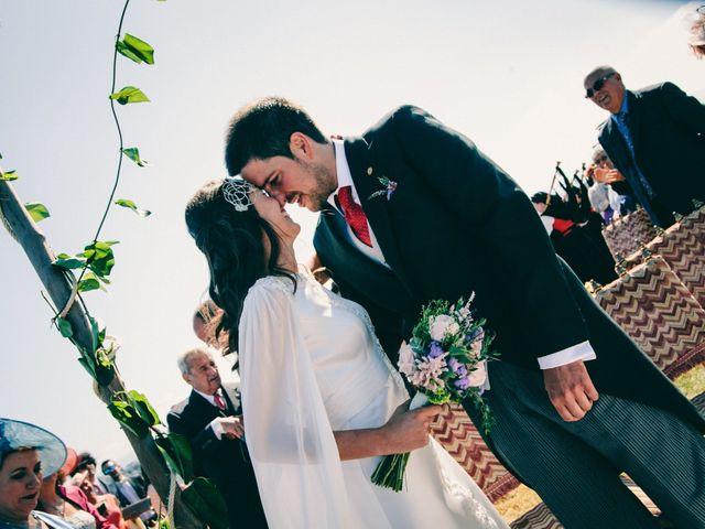 La boda de Jose y Sara en La Caridad (El Franco), Asturias 12