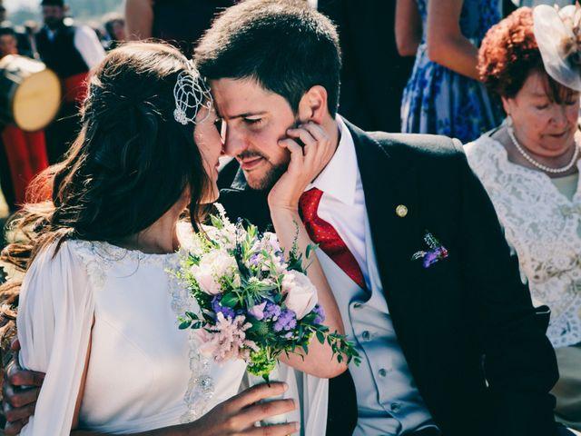La boda de Jose y Sara en La Caridad (El Franco), Asturias 13