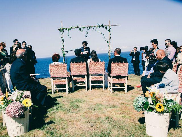 La boda de Jose y Sara en La Caridad (El Franco), Asturias 15