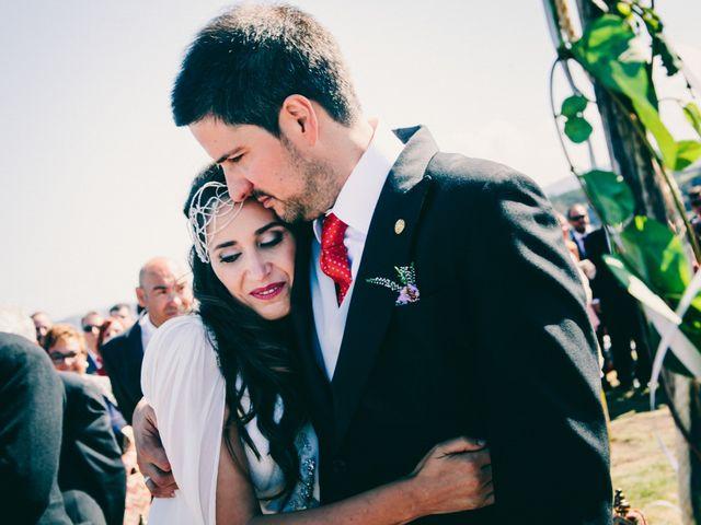 La boda de Jose y Sara en La Caridad (El Franco), Asturias 18