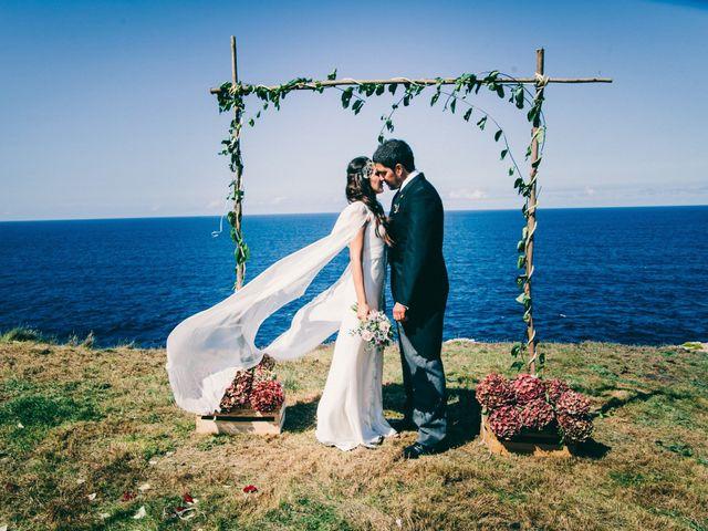 La boda de Jose y Sara en La Caridad (El Franco), Asturias 20