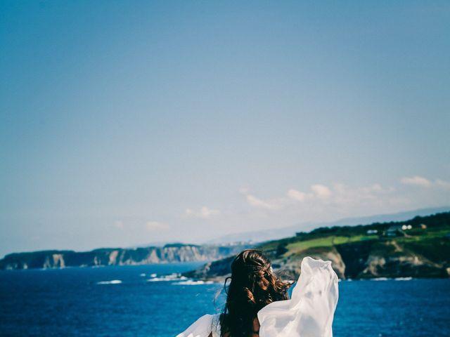 La boda de Jose y Sara en La Caridad (El Franco), Asturias 21