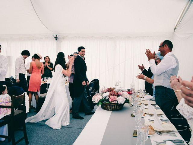 La boda de Jose y Sara en La Caridad (El Franco), Asturias 22