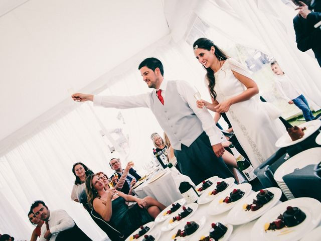 La boda de Jose y Sara en La Caridad (El Franco), Asturias 25