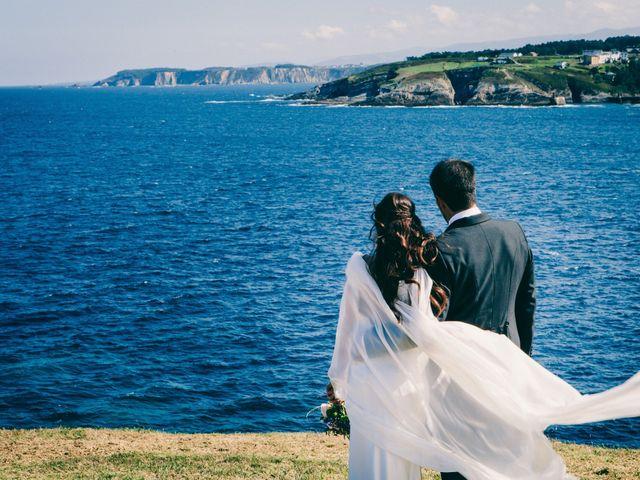 La boda de Jose y Sara en La Caridad (El Franco), Asturias 27