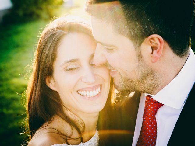 La boda de Jose y Sara en La Caridad (El Franco), Asturias 1