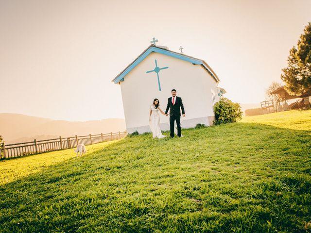 La boda de Jose y Sara en La Caridad (El Franco), Asturias 31