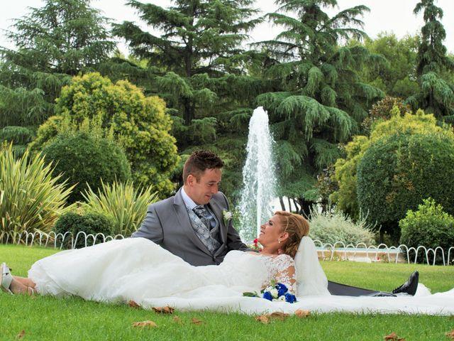 La boda de Laura y Juan Carlos