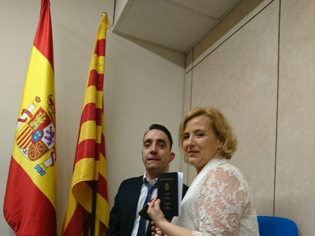 La boda de Roi  y Cristina  en Cardedeu, Barcelona 2
