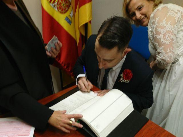 La boda de Roi  y Cristina  en Cardedeu, Barcelona 4