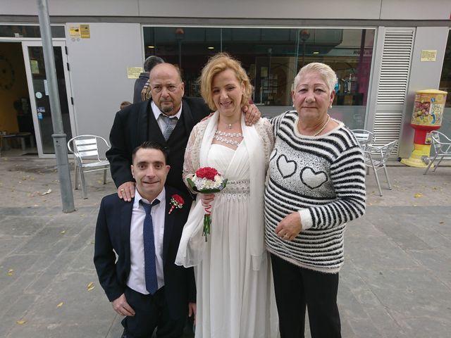 La boda de Roi  y Cristina  en Cardedeu, Barcelona 6