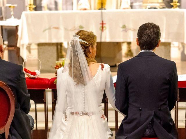 La boda de Miguel Ángel y Isabel en Madrid, Madrid 8