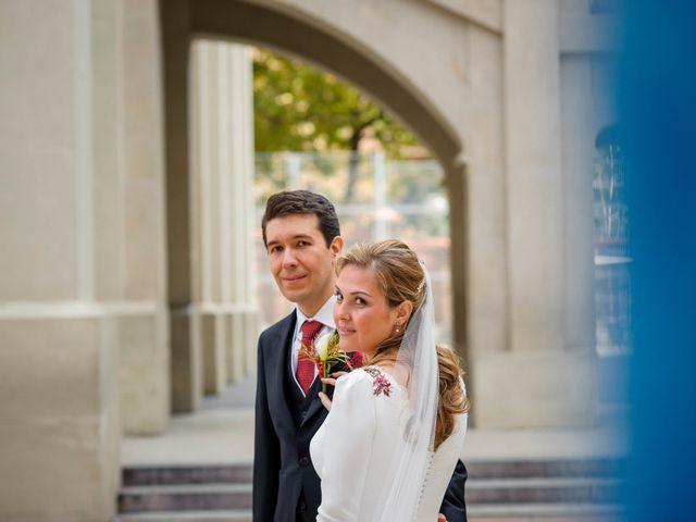 La boda de Miguel Ángel y Isabel en Madrid, Madrid 9