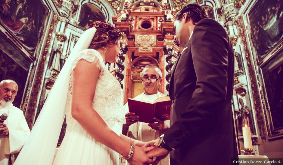 La boda de Alberto y Angela en Fuente Vaqueros, Granada