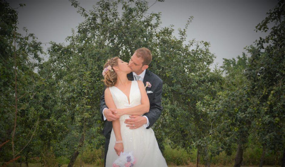 La boda de Daniel y Sandra en Tiñana, Asturias