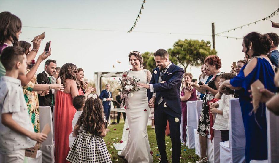 La boda de Beli y Jose  en El Rompido, Huelva