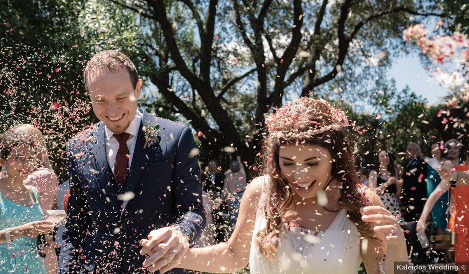 La boda de Nick y Leire en Madrid, Madrid